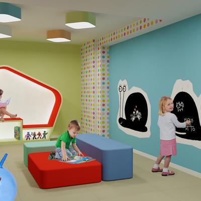 """Ambientes infantiles para los """"peques"""" de la casa"""