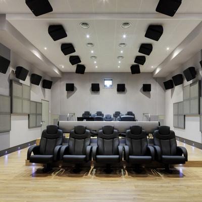 Sala de locución 1 Auditorio