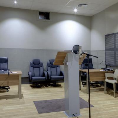 Reforma y construcción de las nuevas oficinas y estudios de doblaje Polford