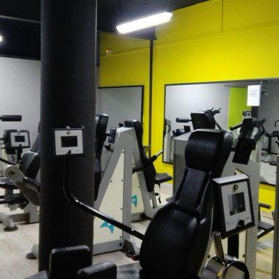 sala de pesas