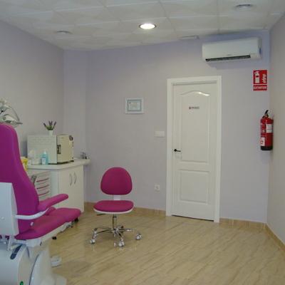 Sala de Podología
