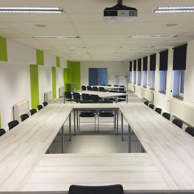 Sala de reuniones instituto