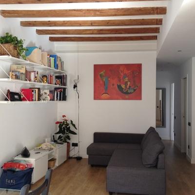 Reforma integral de un piso en la calle Villarroel