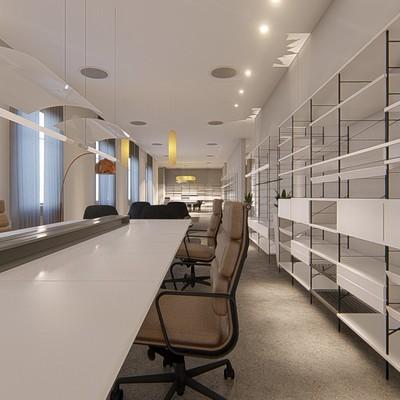 Proyecto Oficina Diagonal