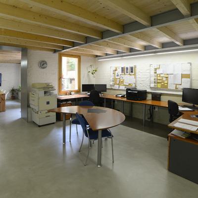 Sala de treball