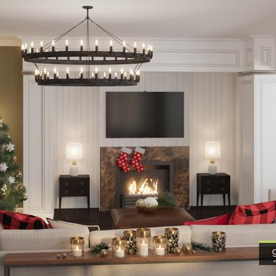 Cómo decorar tu casa para la navidad