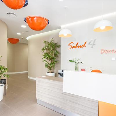 Clínica Salud 4 Dental, Madrid