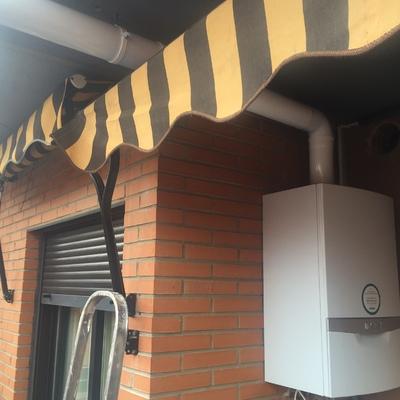 Cambio de caldera, Madrid