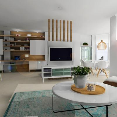 Proyecto interiorismo y reforma piso