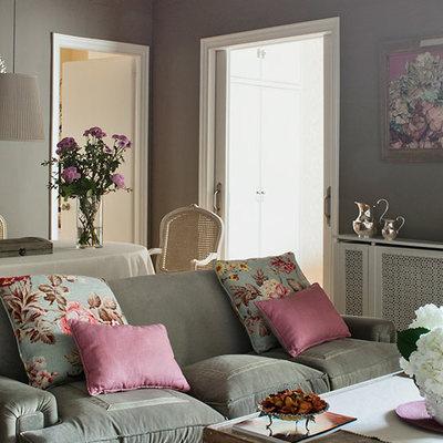 La reforma de un apartamento de estilo clásico