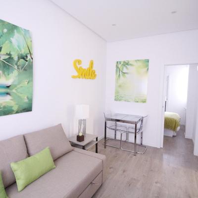 Reforma intergral vivienda 26 m2 en el barrio de Salamanca, Madrid