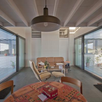 Casa Patio, una casa que une eficiencia y diseño