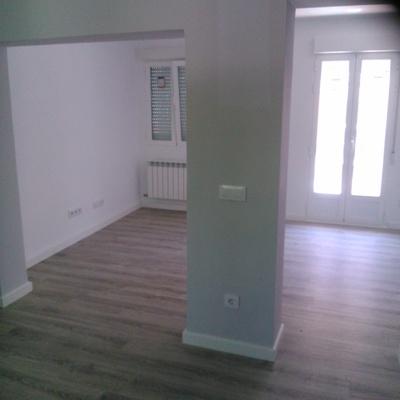 Reforma integral de un piso en Alomarejos  en Toledo