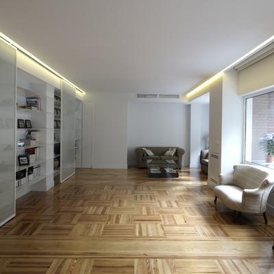 La reforma integral de un luminoso piso