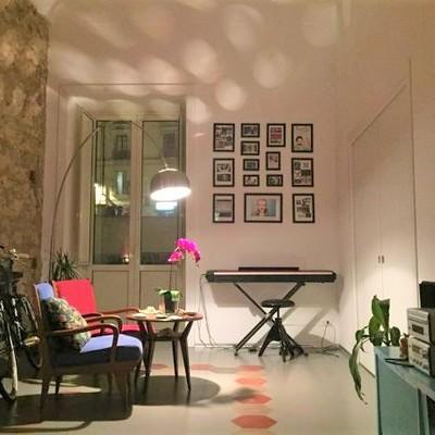 La reforma de un piso con toques vintage