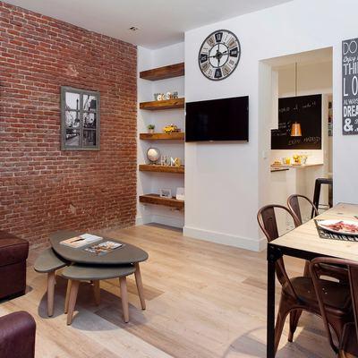 La reforma integral de un apartamento