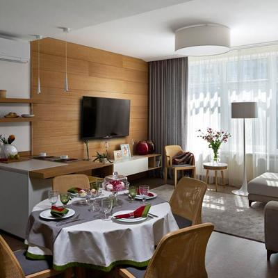 Un apartamento ideal para trabajar desde casa