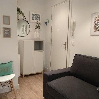Reforma de piso de 40 m2 en Moncloa