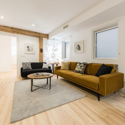 Reforma de una vivienda para ganar comodidad y disfrute