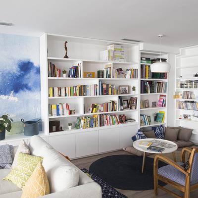 Una obra nueva + proyecto de interiorismo en Madrid
