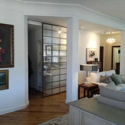 Reforma salón y cocina piso en Ovíedo