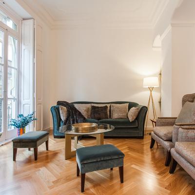 Reforma con carácter de una vivienda sofisticada