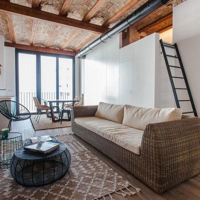 Reforma integral de un apartamento con mucho carácter y personalidad