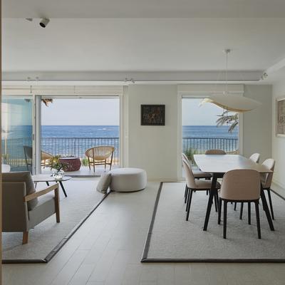 Reforma integral de un piso en el paseo marítimo