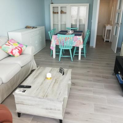 Reforma Integral apartamento piso 17