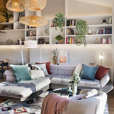 Cómo decorar tu casa siguiendo el estilismo de un libro