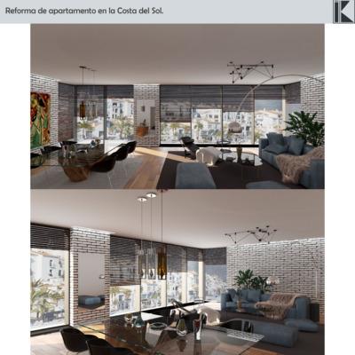 Reforma de apartamento en la Costa de Sol