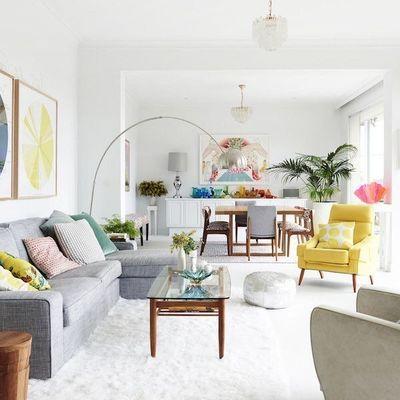 8 Razones para dejar que el color blanco inunde tu casa este verano
