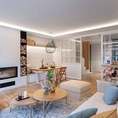 Cómo iluminar tu casa de manera artificial