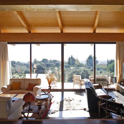 Vivienda unifamiliar en la urbanización Los Ranchos en  Galapagar (Madrid)