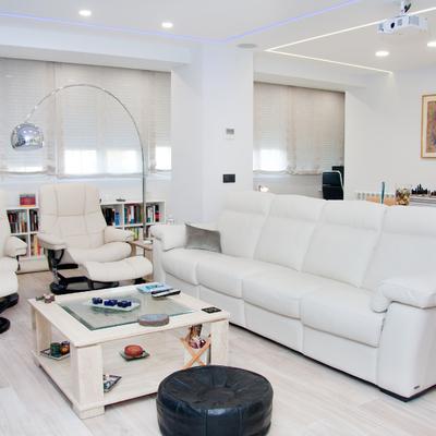 Reforma integral de la vivienda de Benjamín y Marisa