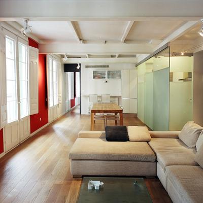 Apartamento LB: la rehabilitación de un tesoro