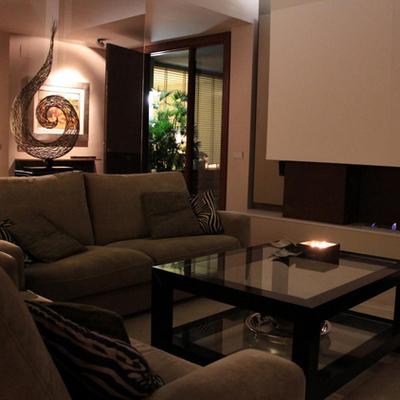 Diseño y construcción de una vivienda de lujo