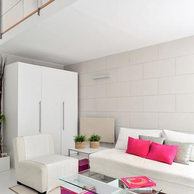 Un loft sinónimo de confort y amplitud