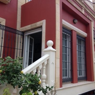 Ampliación de salón de vivienda