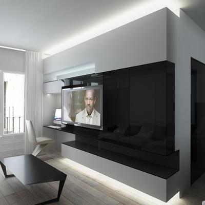 Salon apartamento, Toledo