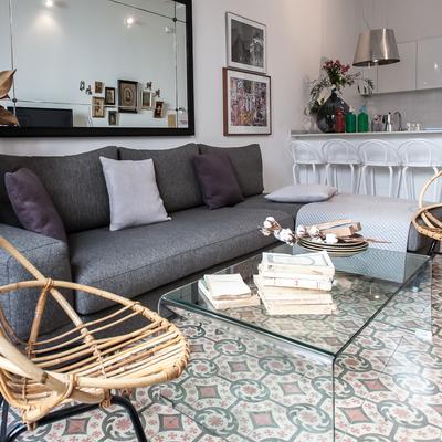 La reforma de unos apartamentos espectaculares y luminosos