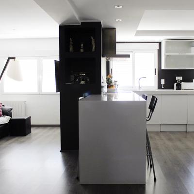 Salon - Cocina