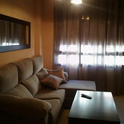 Muebles y decoración para piso de alquiler