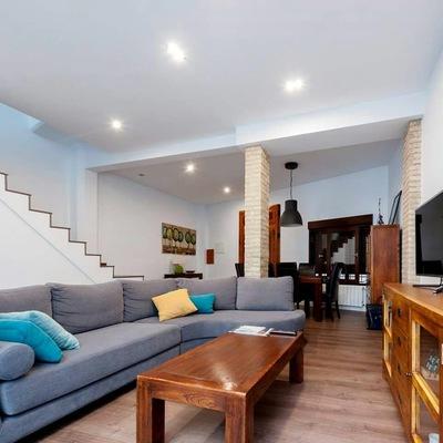 Rehabilitación de vivienda en centro histórico_casa rafol