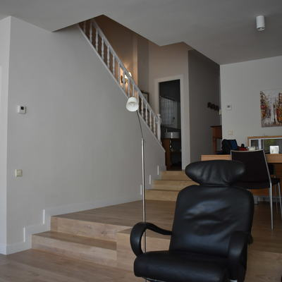 Rehabilitació parcial de vivienda unifamiliar entre medianeras