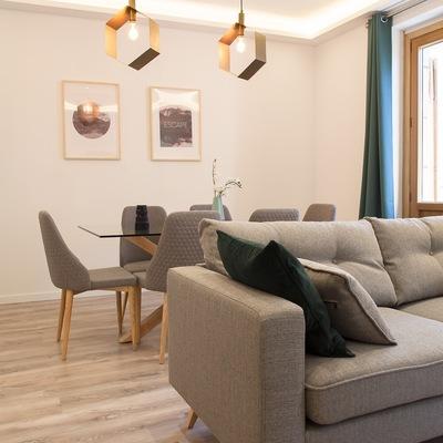 Reforma integral y nueva distribución para una vivienda de alquiler
