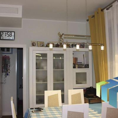 Reforma integral de vivienda de 110m² en Avenida de América.