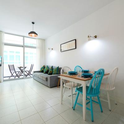Reforma de vivienda vacacional, Sorimba Beach