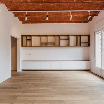 Reforma integral de una vivienda de 122 m2 en el Eixample modernista