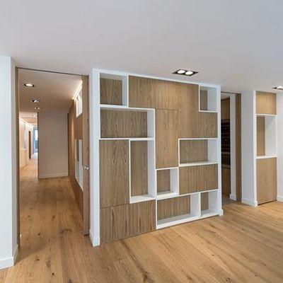 Reforma integral de diseño de una vivienda de 162 m2 situada en el Turó Park.
